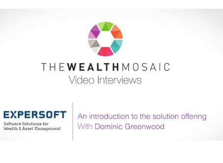 Expersoft: an introduction to the solution offering, by Wealth Mosaic