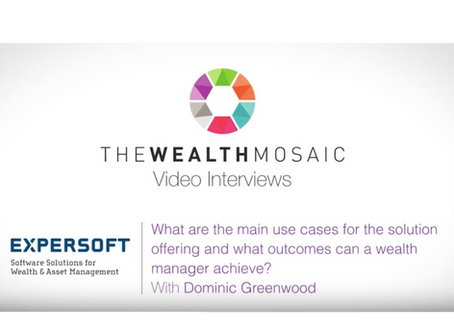 What are the main use cases for the solution offering & what outcomes can a wealth manager achieve?
