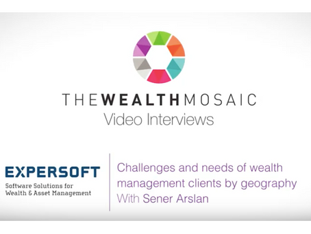 Challenges and needs of wealth management firms by geography