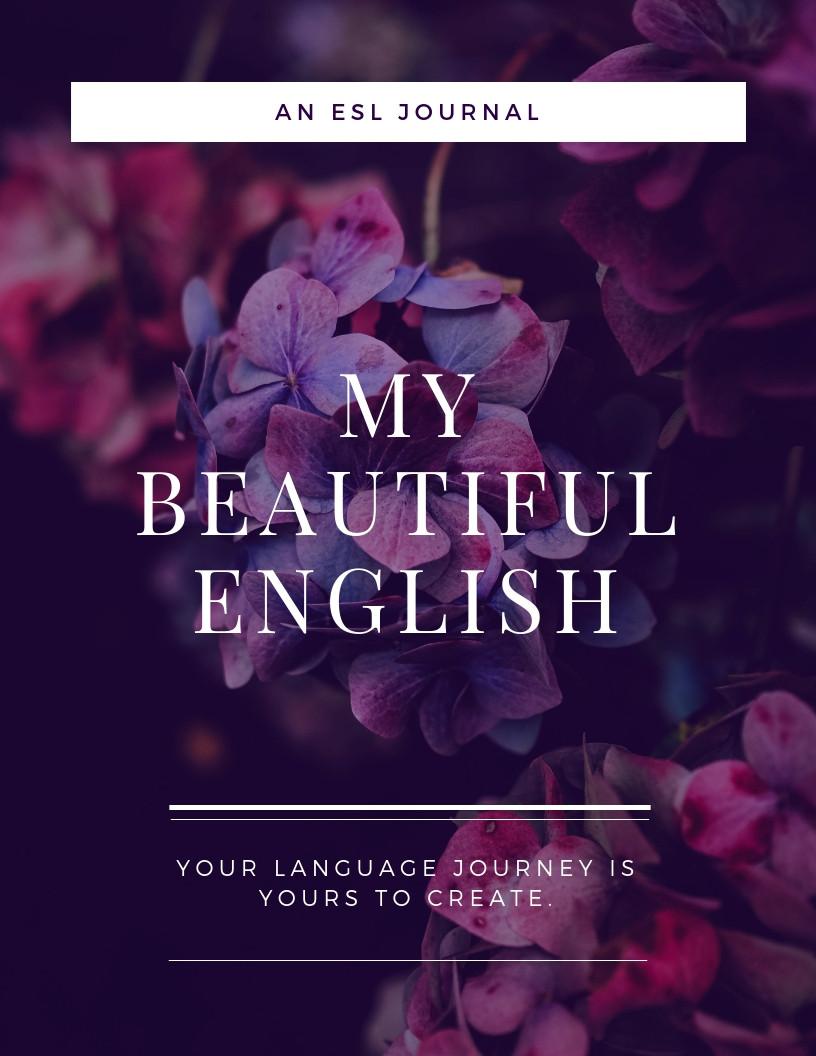 My Beautiful English: An ESL Journal