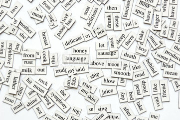 ESL Poetry Magnets