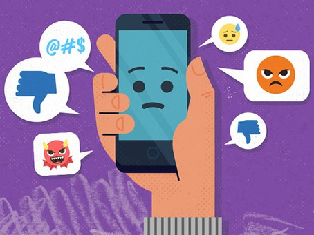 Cyber-bullying in Lockdown