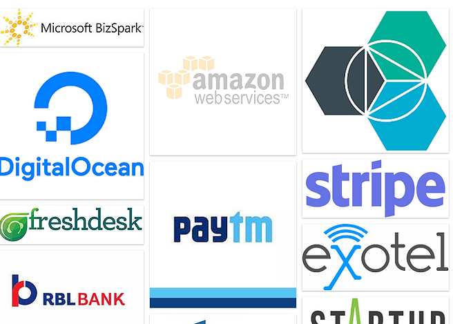 Startup partners like Microsoft BizSpark and AWS Activate to help you build your venture frugally