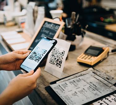 Todos los celulares pueden leer los códigos QR.