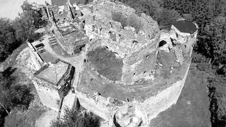 Burg Taggenbrunn, skape architects Stefa