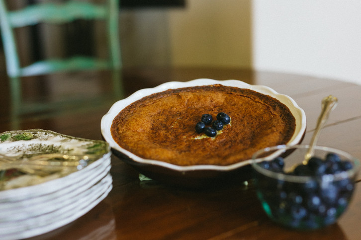 Short on time? Quick & Easy Buttermilk Pie!