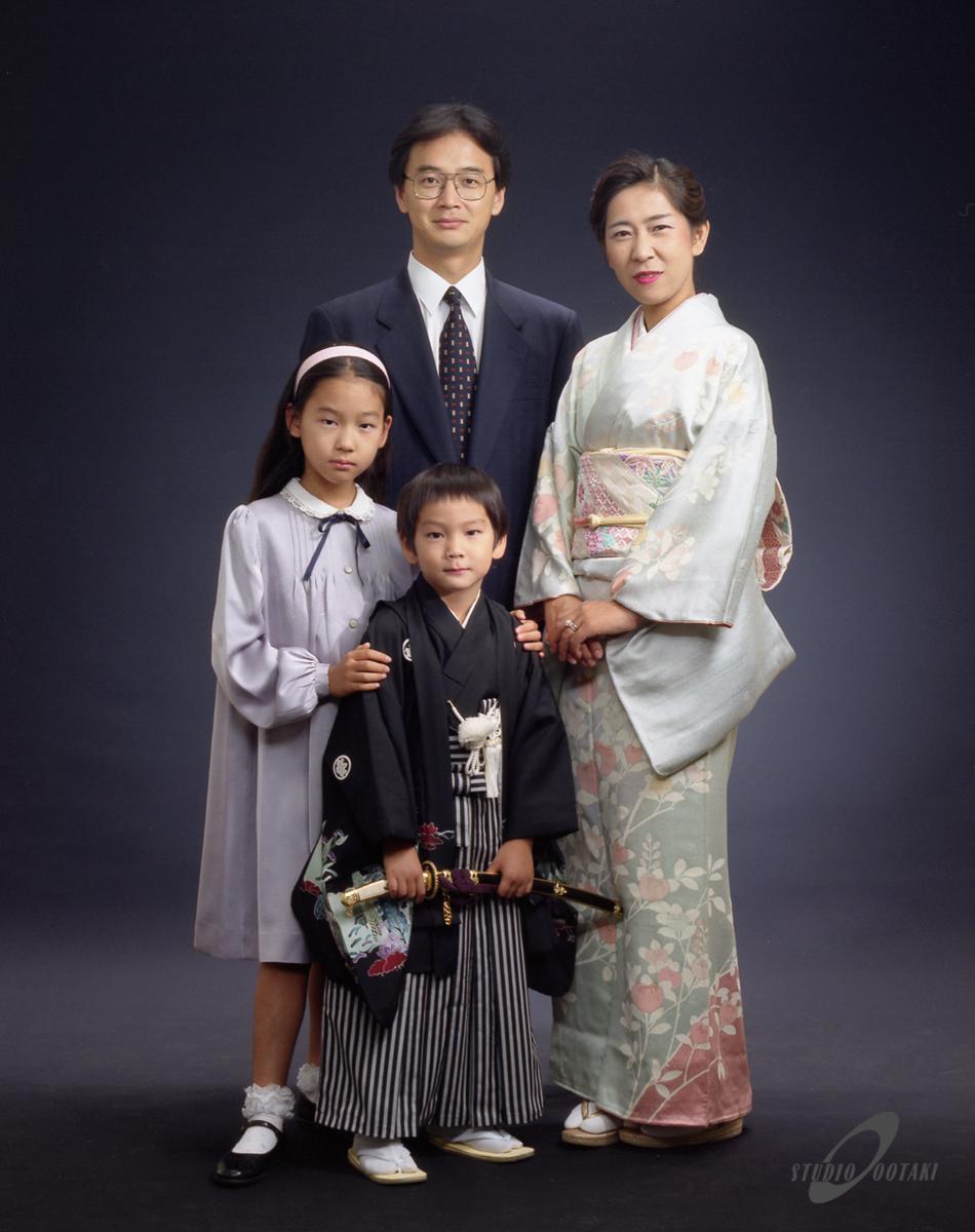 1997年 七五三
