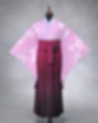 卒業袴 レンタル衣装 千葉松戸