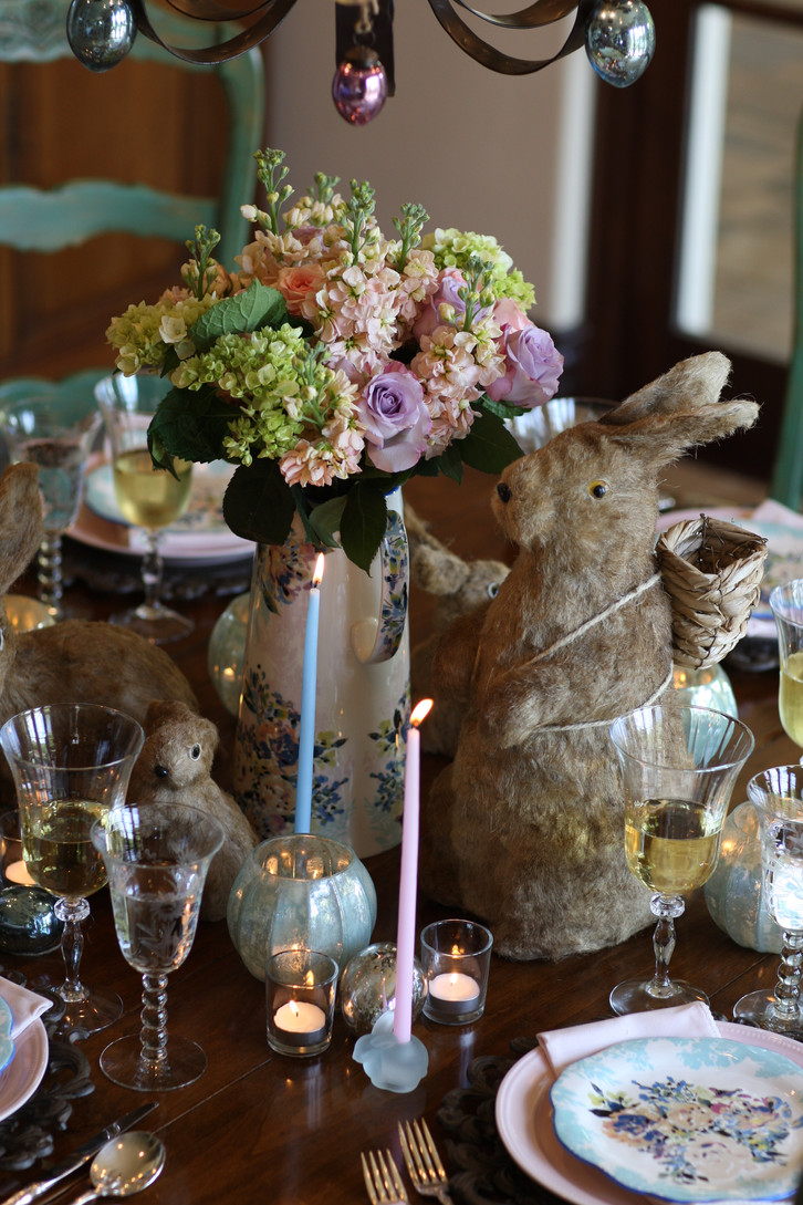 Easter Feaster – Quick Tips For A Beautiful Easter Table