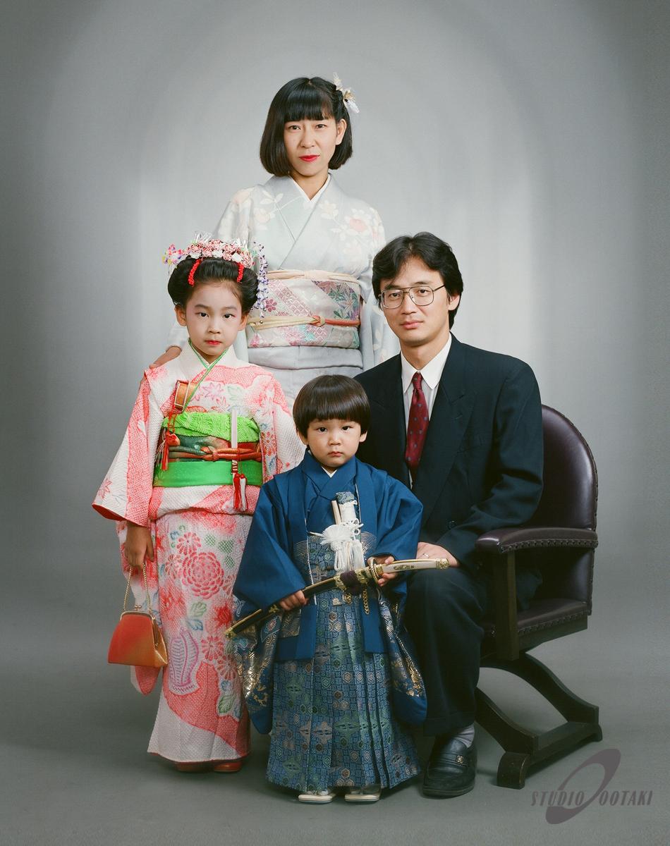 1994年 七五三