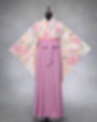 卒業袴 レンタル衣装 着付松戸
