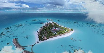 Brennia Kottefaru Maldives Aerial View.j