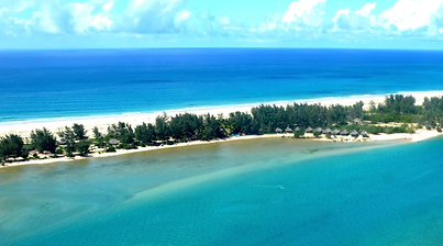Pomene Island MSC cruises