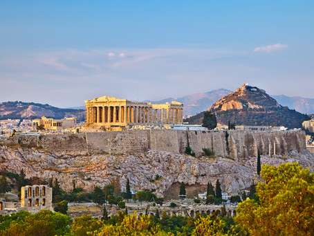 There's more to a holiday in Greece, than just sun, sand, sea & ferries