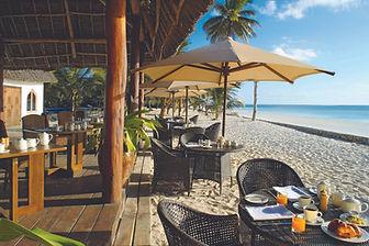 Sultan Sands Dining Zanzibar