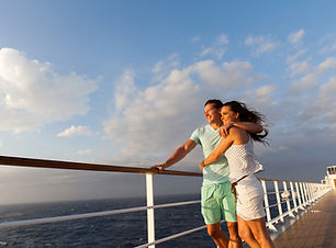 MSC Cruises Couple