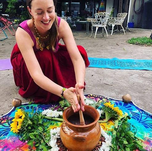 Eva Joy Cacao ceremonies