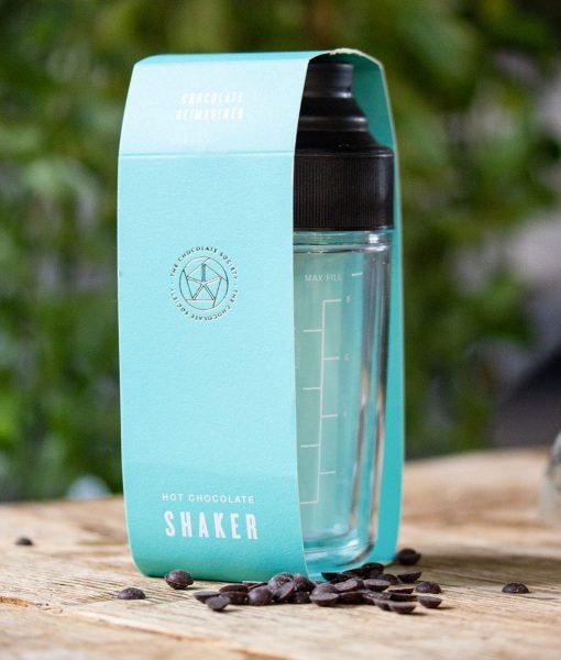 Cacao shaker