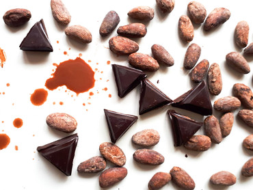 How much cacao beans do you need to make one cup of chocolate?