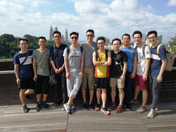 Group out 2017@Henderson Waves