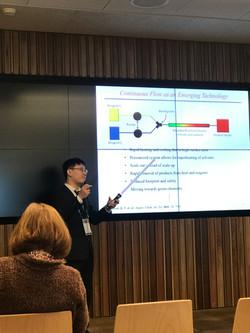 Invited talk on 8th Pacific Symposium on Radical Chemistry