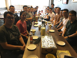 Group out 2018@BBQ Box