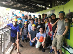 Group out 2018@Skyline Luge