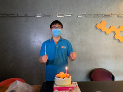 HBD for Prof. Wu