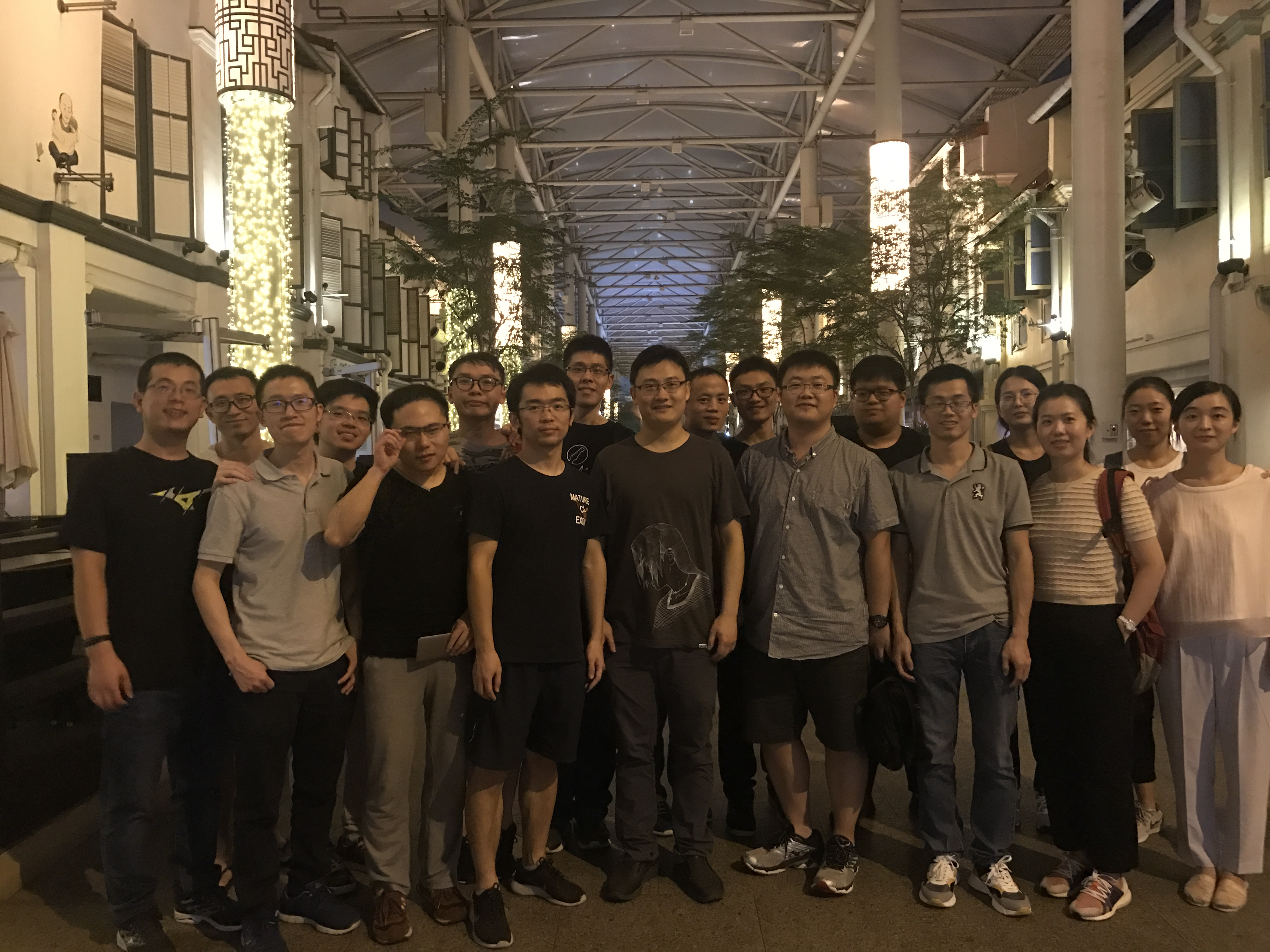 Group Out 2018@Chinatown
