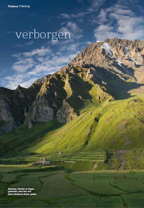 ALPIN-Titelgeschichte 'Im Herzen des Himalaja' (11/'14)