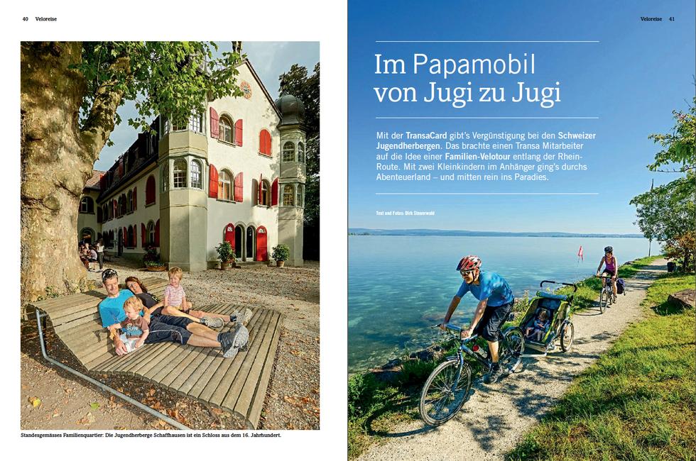 4seasons-Reportage 'Im Papamobil von Jugi zu Jugi' (Sommer '16)