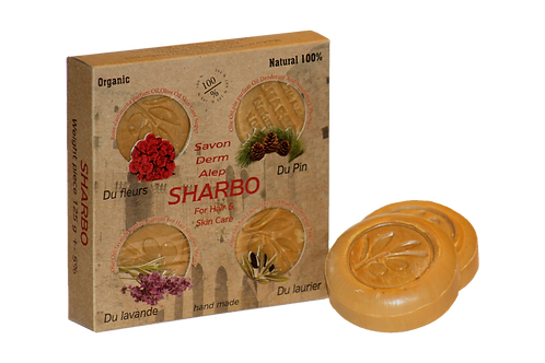 Aleppo Soap IIII 25% Laurel Oil 500g