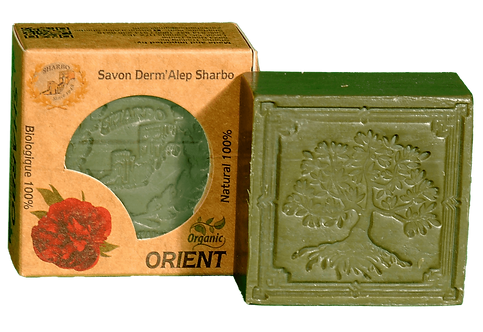 Aleppo Soap Orient 25% Laurel Oil 125g