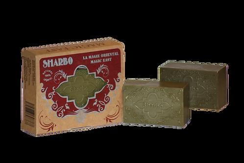 Aleppo Soap Oriental Box Roses 25% Laurel Oil 125g