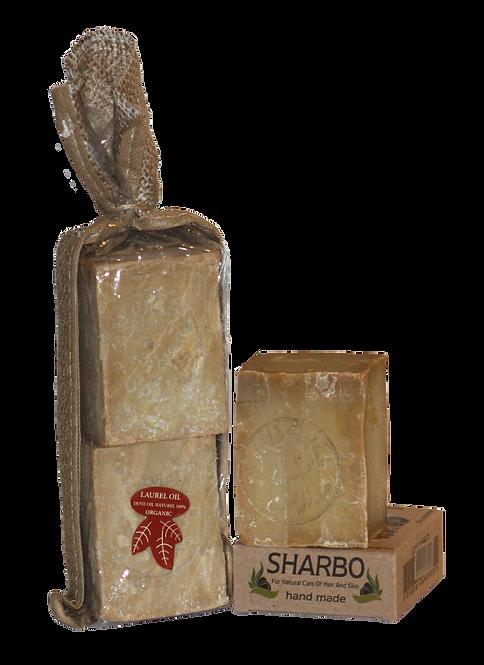 Aleppo Soap 30% Laurel Oil 2x 250g