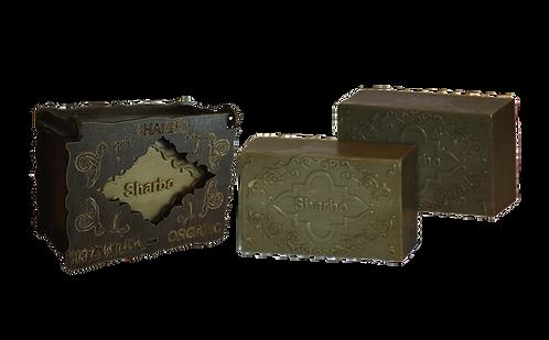 Aleppo Soap Amber 35% Laurel Oil 125g