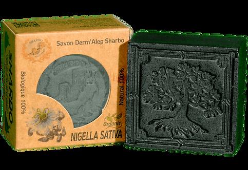 Aleppo Soap Nigella Sativa 25% Laurel Oil 125g