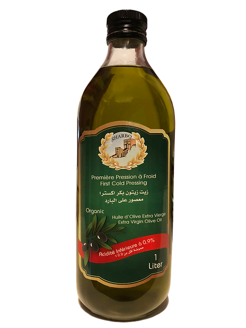 Aleppo Extra Virgin Olive Oil 1L