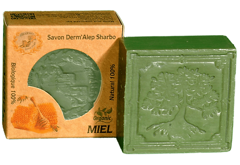 Aleppo Soap Miel/Honey 25% Laurel Oil 125g