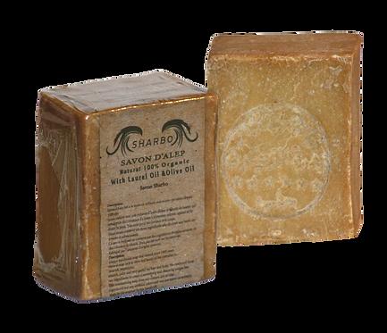 Aleppo Soap 10% Laurel Oil 250g
