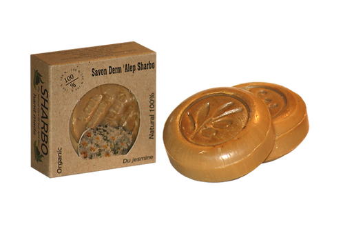 Aleppo Soap Jasmine 25% Laurel Oil 125g