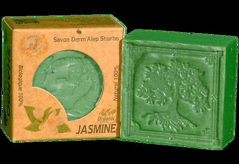 Aleppo Soap Jasmine/Jasmin 25% Laurel Oil 125g
