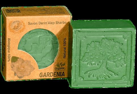 Aleppo Soap Gardenia 25% Laurel Oil 125g