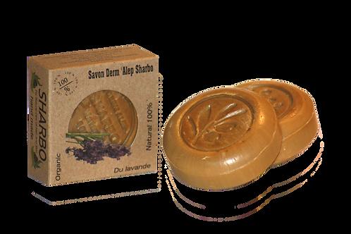 Aleppo Soap Lavender 25% Laurel Oil 125g