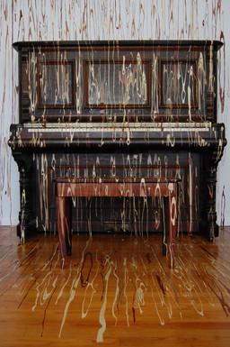 Faux Piano