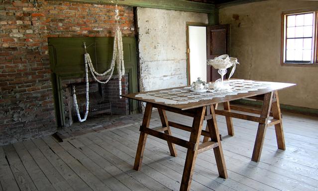 Still Life: a fabricator's banquet