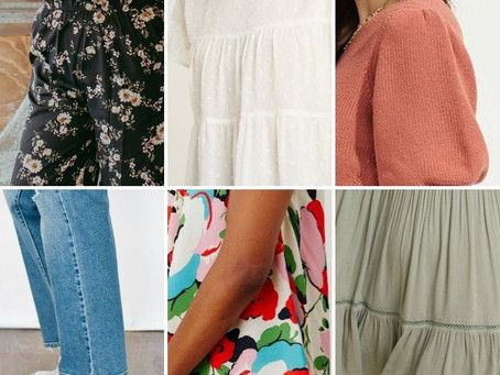Top Spring Summer Styles