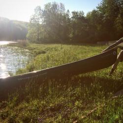 Canoe pull