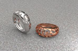 Jonc-métal-précieux-ajouré