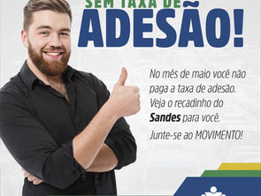 Recado do Sandes Júnior!